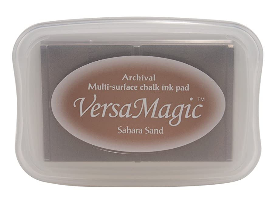 Tsukineko Full-Size VersaMagic Chalk-Finish, Sahara Sand