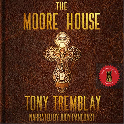 The Moore House audiobook cover art