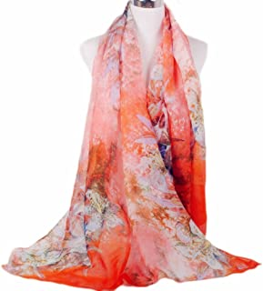 Women 18090CM Large Voile Shawl Scarf And Clothes Decorating
