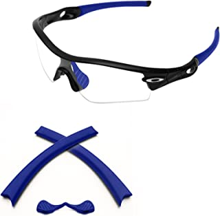 Tintart Rubber Kits Earsocks and Nosepieces Compatible with Oakley Radar Path