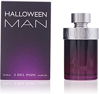 Halloween Man by Jesus Del Pozo Eau De Toilette Spray 4.2 oz for Men - 100% Authentic