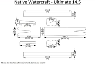 native watercraft ultimate 14.5 kayak