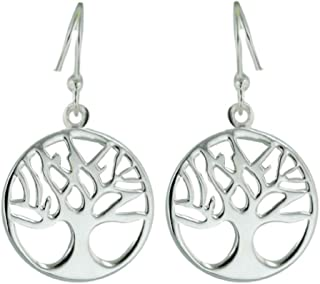 Best dangle earrings circle Reviews