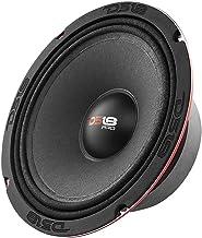 "$33 » DS18 PRO-X8.4M Loudspeaker - 8"", Midrange, Red Steel Basket, 550W Max, 275W RMS, 8 Ohms - Premium Quality Audio Door Speak..."