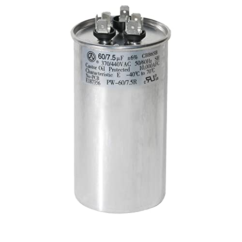 105 C E-Projects B-0002-D08 Radial Electrolytic Capacitor Pack of 5 47uF 50V