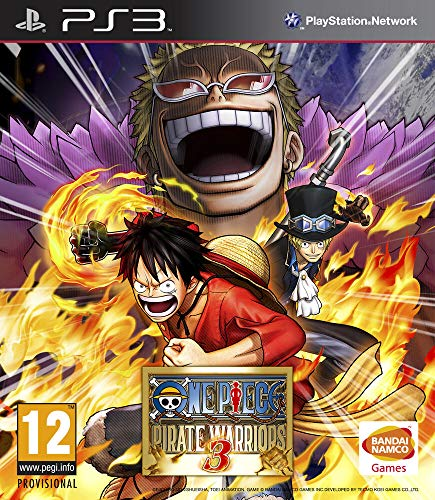 ONE PIECE PIRATE WARRIORS 3 PS3 FR