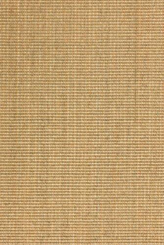 Teppichboden Astra Sisal Santos 4 Meter Breit Größe 50cm, Farbe 005Buche