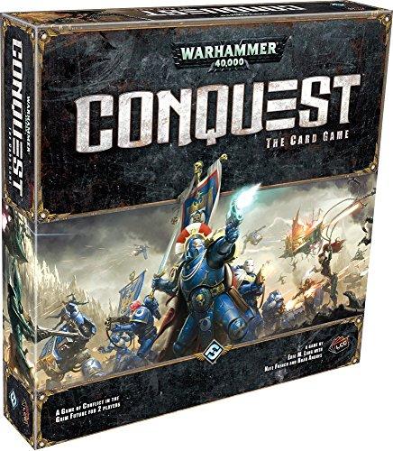 Fantasy Flight Games Warhammer 40K Conquest: The Card Game
