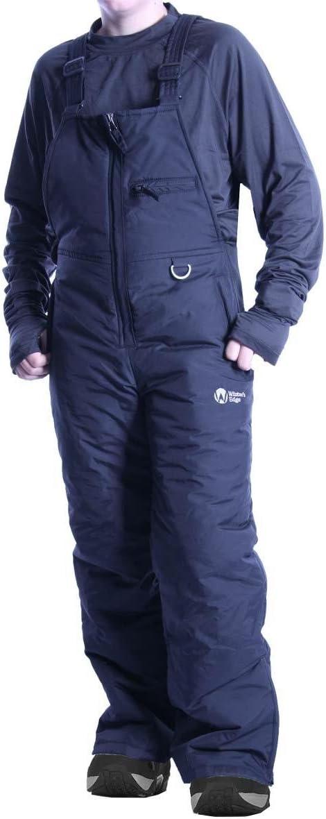 Winter's Edge Avalanche Ranking Financial sales sale TOP4 Youth Bib Waterproof Snow