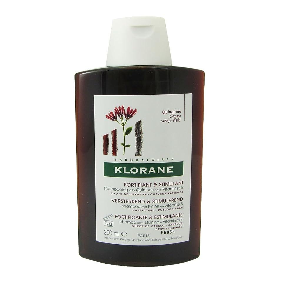 いつか出会い淡いKlorane Quinine Fortifying Shampoo 200ml [並行輸入品]