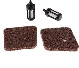 FLAMEER 2-delige filter voor trimmer Stihl FS38 FS45 FS46 FS55 HS55 FC55 KM55