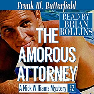The Amorous Attorney cover art