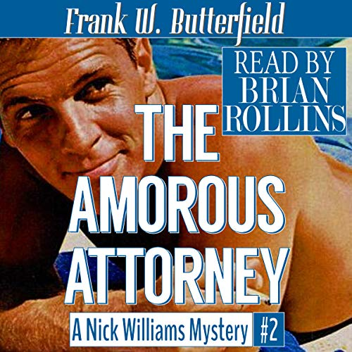 The Amorous Attorney audiobook cover art