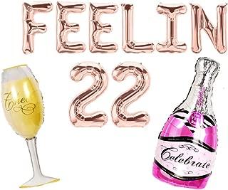 22 birthday candles