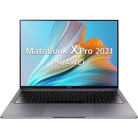 """HUAWEI MateBookX Pro 2021 - Ordenador Portátil ultrafino con pantalla táctil de 13.9"""" 3K (Intel i7-1165G7, 16GB RAM, 1TB SSD, Iris Xe Graphics, Windows 10 Home), color Gris - Teclado QWERTY Español"""