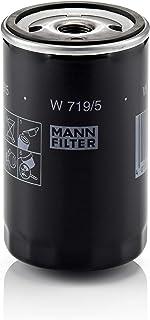 MANN-FILTER Oliefilter W 719/5 – voor auto's en bedrijfsvoertuigen