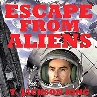 Escape from Aliens, Book 1 audiobook cover art