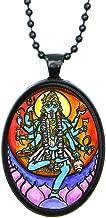 My Altar Goddess Kali Mother Warrior Huge Pendant