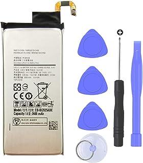 Mukuzi au SCV31 docomo SC-04G 互換バッテリー Samsung Galaxy S6 edge EB-BG925ABE 3.85V 2600mAh