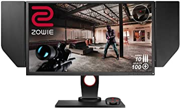 $391 » BenQ ZOWIE XL2540 24.5 inch 240Hz Gaming Monitor with G-Sync Compatible/  Adaptive Sync    1080p 1ms   Black Equalizer for Competitive Edge   S-Switch for Custom Display Profiles   Shield (Renewed)