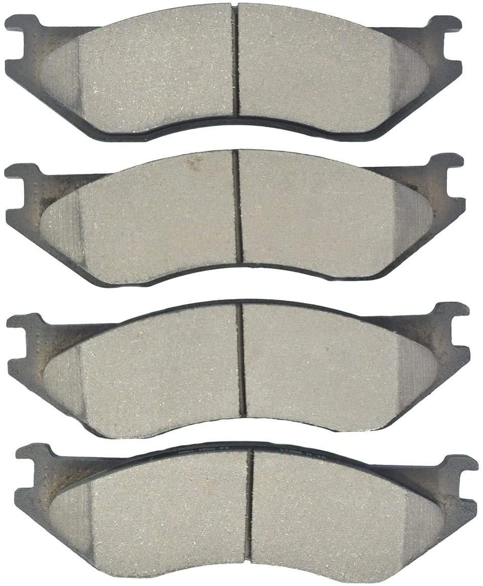 Dash4 MD330 Semi-Metallic Brake Pad