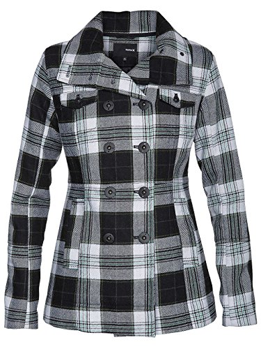 Hurley Winchester Wool, Color: Black, Size: S