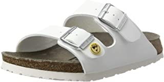 Birkenstock Arizona Blanc Antistatique Birko-Flor
