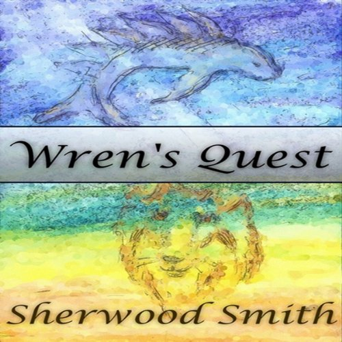 Wren's Quest audiobook cover art