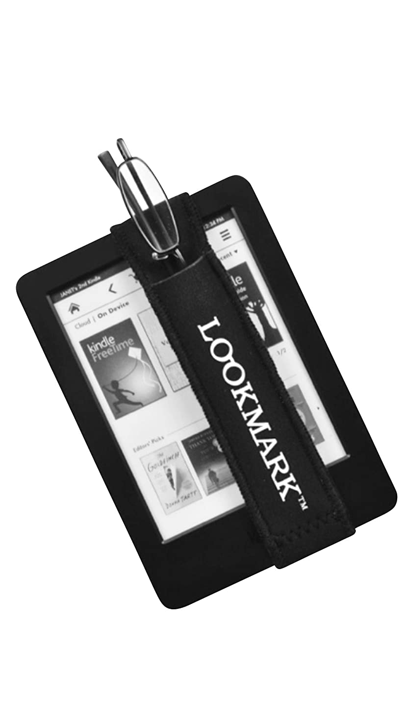 Tablet Accessory-Reading Glasses with Holder Band to Fit Tablet in Powers +1.00, 1.50, 2.00 and +2.50 (1.00)