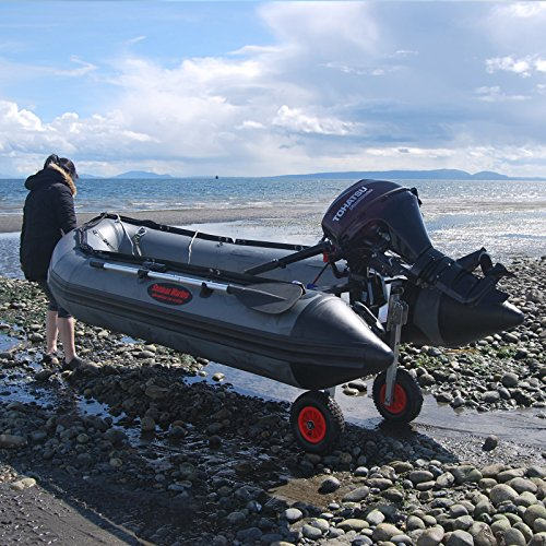 How Do You Launch An Inflatable Boat?