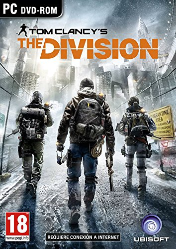 Ubisoft Tom Clancy's The Division, PC Basic PC Inglese videogioco