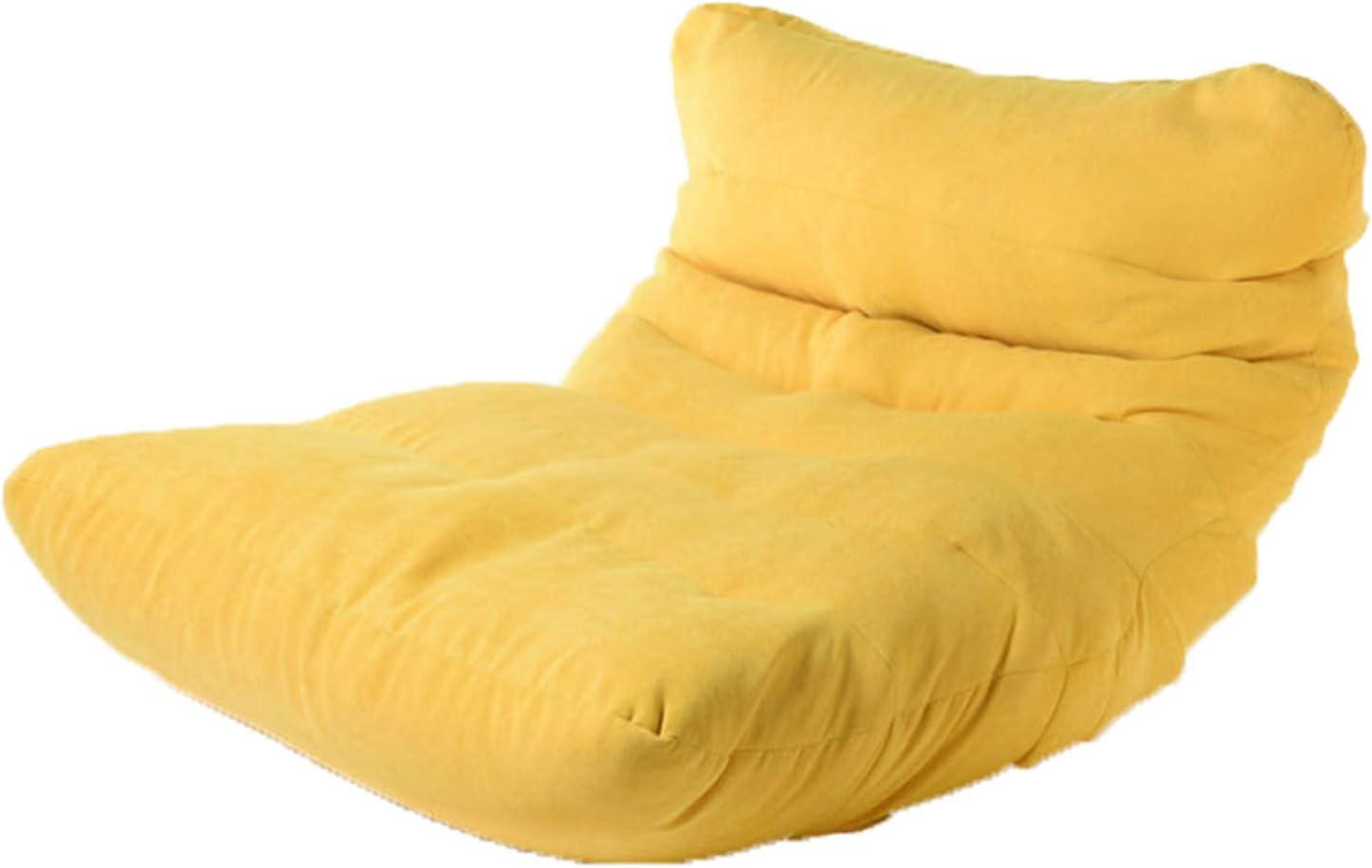 Large Bean Bag Chair Baltimore Mall Cover Financial sales sale No Sofa Portab Filler Tatami Bedroom