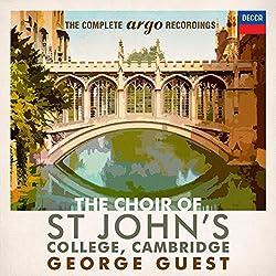 Choir of St. John's College, Cambridge-The Complete Argo Recordings