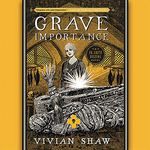 Grave Importance Audiobook By Vivian Shaw cover art