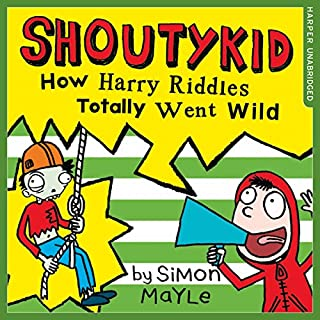 How Harry Riddles Totally Went Wild cover art