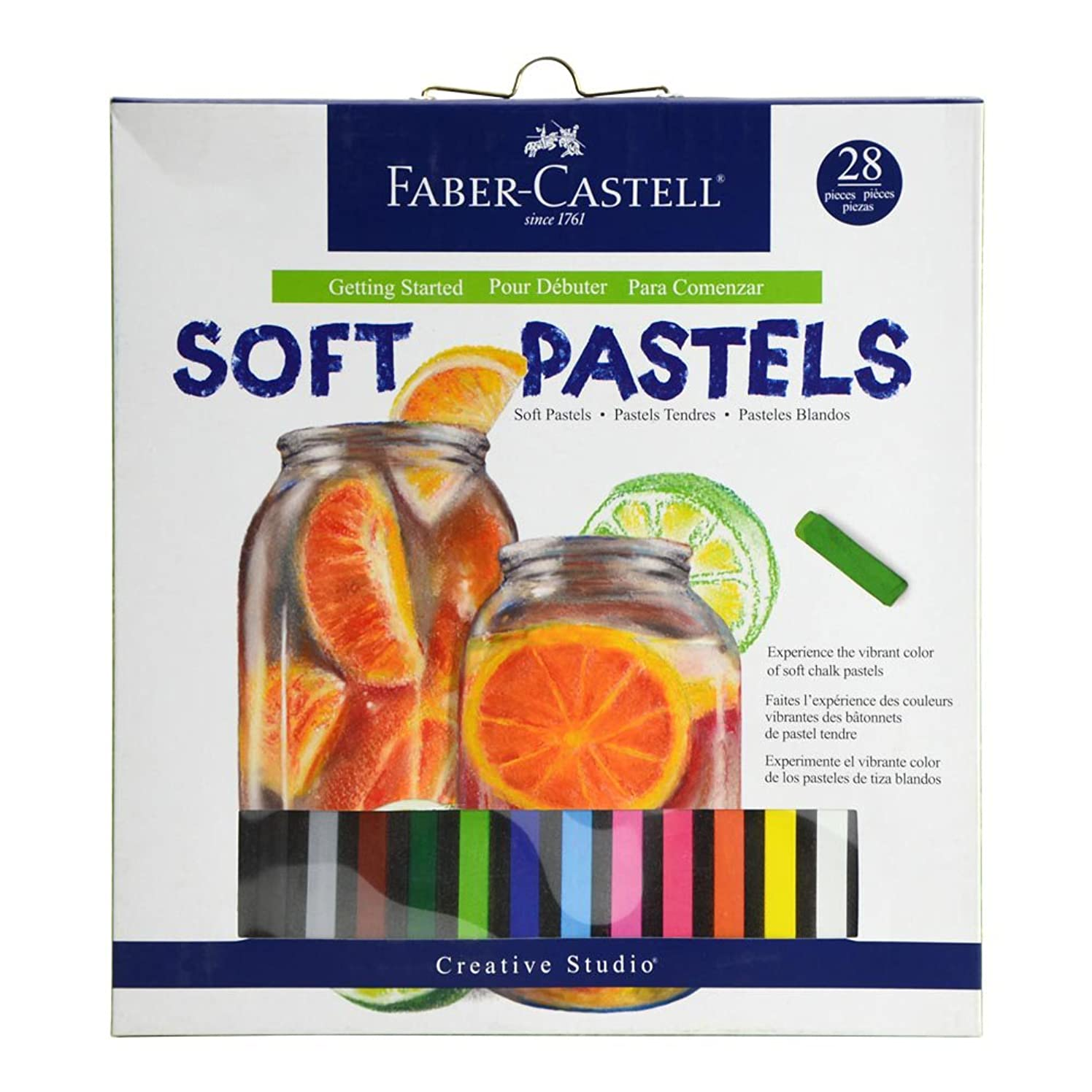 Faber Castell Getting Started: Soft Pastels