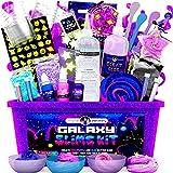 Original Stationery Galaxy Slime para niñas y niños - Kit Galaxy Slime Estrellas Que Brillan en la Oscuridad para Hacer Slime galáctico y Brillante.