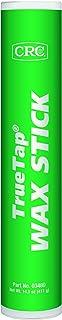 CRC 03480 Truetap Cutting Fluid Wax Stick, 14.5oz,Amber