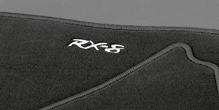 Genuine Mazda RX8 Black Luxury Deep Pile Front & Rear Carpet Car Floor Mats. NewGenuine Mazda RX8 Black Luxury Deep Pile Front & Rear Carpet Car Floor Mats. New
