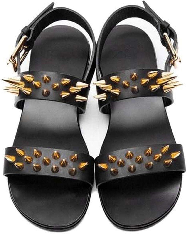 sommar Man Man Man skor Designer s Genuine läder män Sandalias Sandal skor  lagreklam