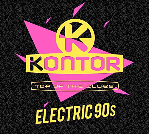 Kontor Top Of The Clubs – Electric 90s