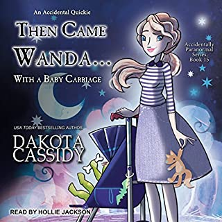 Then Came Wanda...with a Baby Carriage audiobook cover art