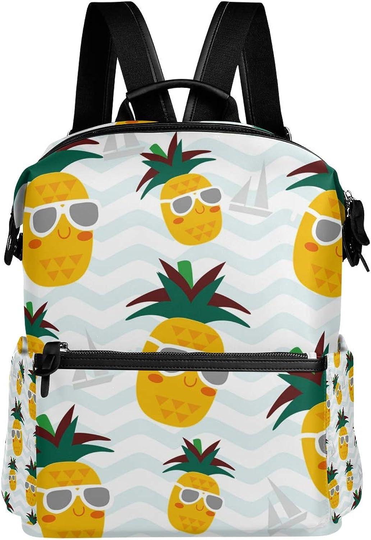 Laptoprucksack Rucksack Schultasche, Bunte Schmetterlinge, gro Mehrfarbig multi5 OneGröße