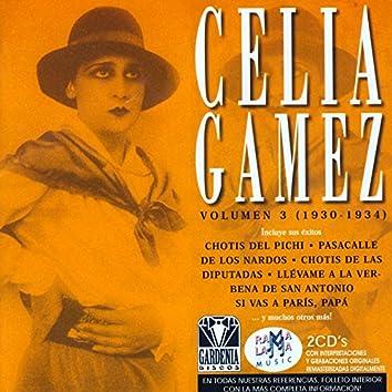 Celia Gámez Vol.3 (1930-1934)