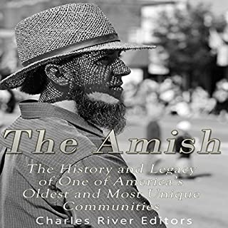 The Amish cover art