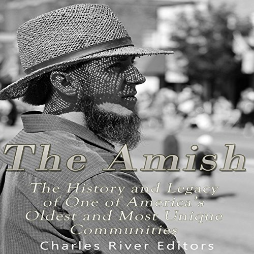 The Amish audiobook cover art