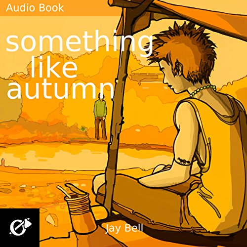 Something Like Autumn audiobook cover art