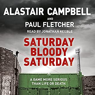 Saturday Bloody Saturday cover art