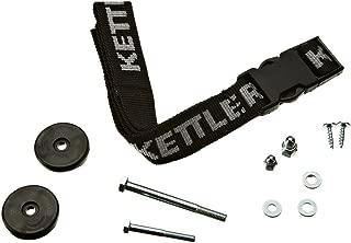 Kettler Tricycle Seat Belt, 3-Point Adjustable Harness Seatbelt for Children, Black