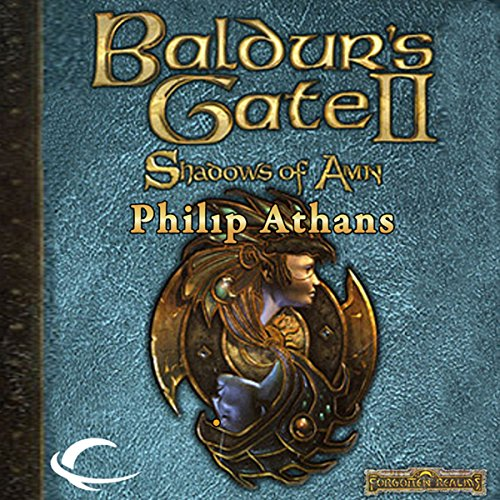 Baldur's Gate II: Shadows of Amn cover art